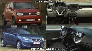 铃木小型车大比拼 IGNIS对比Baleno