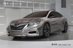 广本Concept C/飞度混动版将亮相广州车展