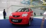 郑州海马发力 首款微型轿车春节后上市
