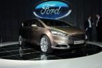 福特全新S-MAX概念车亮相法兰克福车展
