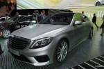 奔驰S63L AMG正式上市 售价249.8万元