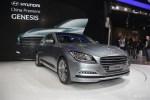 2014北京车展 现代新一代捷恩斯正式发布