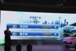 奇瑞eQ电动车上市 售价6.98万-7.48万元