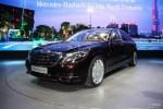 梅赛德斯-迈巴赫子品牌发布 首款新车亮相