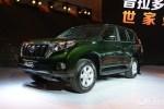 国产普拉多3.5L车型配置曝光 推5款车型