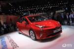 丰田全新普锐斯参数公布 搭载电动四驱