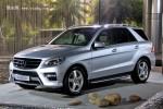 2012款奔驰M级在津接受预订 订金5万元起