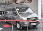 中欧房车2012北京车展新款仕爵亮相