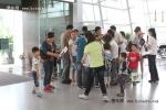 新区上海大众六一亲子会个性T恤活动结束