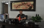 易车网专访全球鹰临汾华亭总经理冯志强