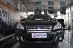 斯巴鲁傲虎Outback革新SUV2014款到店实拍
