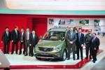 宝骏730亮相北京车展 预计今年下半年上市