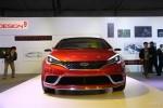 奇瑞两款概念车全球首发 更换家族设计
