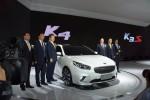 起亚K4北京车展首发亮相 下半年将上市
