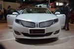 2014北京车展 林肯入门豪华轿车MKZ发布