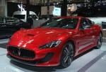 2014北京车展 玛莎拉蒂GT百年特别版发布