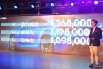 雷克萨斯RC F价格公布 售109.8万元起