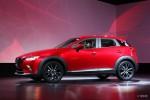 2014洛杉矶车展 马自达CX-3正式发布