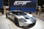 全新福特GT亮相芝加哥车展 或2016年推出