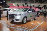 江淮纯电动车和悦iEV5将于上海车展上市