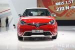 2015上海车展 上汽新款MG 3正式发布