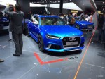 2015上海车展 奥迪S6/RS6 Avant亚洲首发