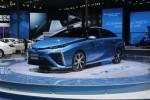 丰田全新氢燃料电池车发布 续航里程482km