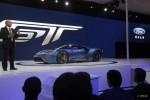 全新福特GT跑车正式亮相 将于2016年量产