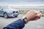 沃尔沃发布新版随车管家 与智能手表互联