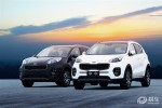 国产起亚KX5实车图发布 将于2016年初上市