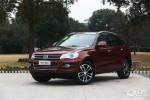 众泰T600推出全新宝石红车型 现接受预定