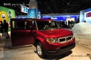 2010年北美车展 本田元素Element车型亮相
