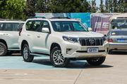 一汽丰田普拉多推4款尊享版车型 售50.38-51.48万元