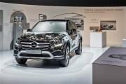 奔驰GLC燃料电池车2017年上市 续航500km
