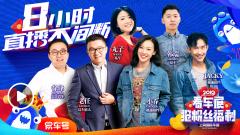 2019上海国际车展8小时不间断直播