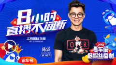 上海车展:陈震带你玩转奥迪展台