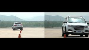 哈弗H6  超级评测项目概览视频