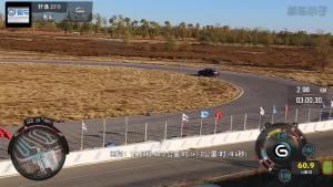 日产轩逸超级评测赛道操控测试