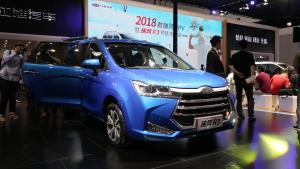 江淮MPV-瑞风R3于海南车展正式预售,价格太亲民了