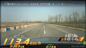 广汽传祺GS5超级评测加速测试