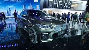 全新宝马X6正式上市  售价76.69万元起