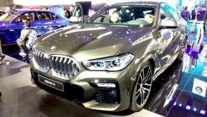 #2019广州车展最该关注车款#全新宝马X6,谁还能跟它比肌肉?
