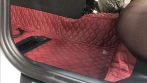 專車專用360航空軟包腳墊—與原裝地毯1:1匹配與底盤型腔緊密貼合