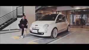 袁启聪情人车之菲亚特500,买gucci还是买它?