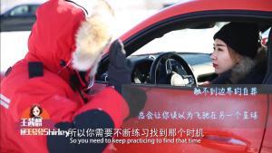 老司机一学就会的雪地漂移技巧,其实漂移并不难