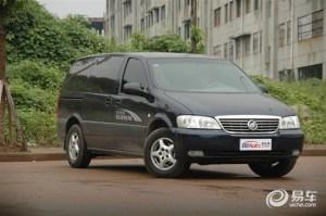 1月MPV车型销量 整体下滑低端商务车受捧