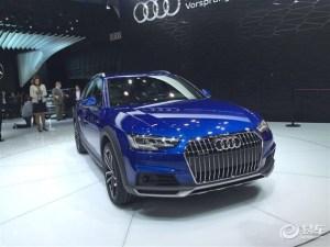 奥迪新款A4 allroad将于12月6日正式上市