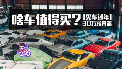 啥车值得买?30万预算篇