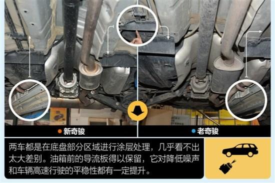 拖车底盘结构图解
