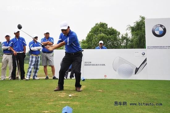bmw杯国际高尔夫球赛武汉站落下帷幕
